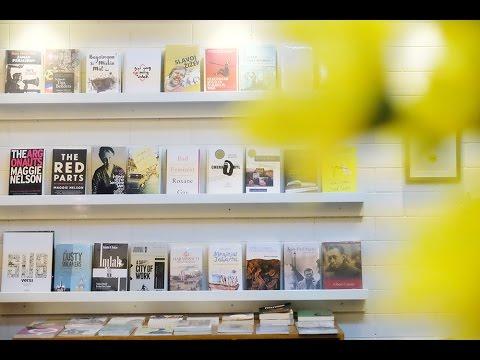 POST:  Toko Buku Independen di Pasar Santa