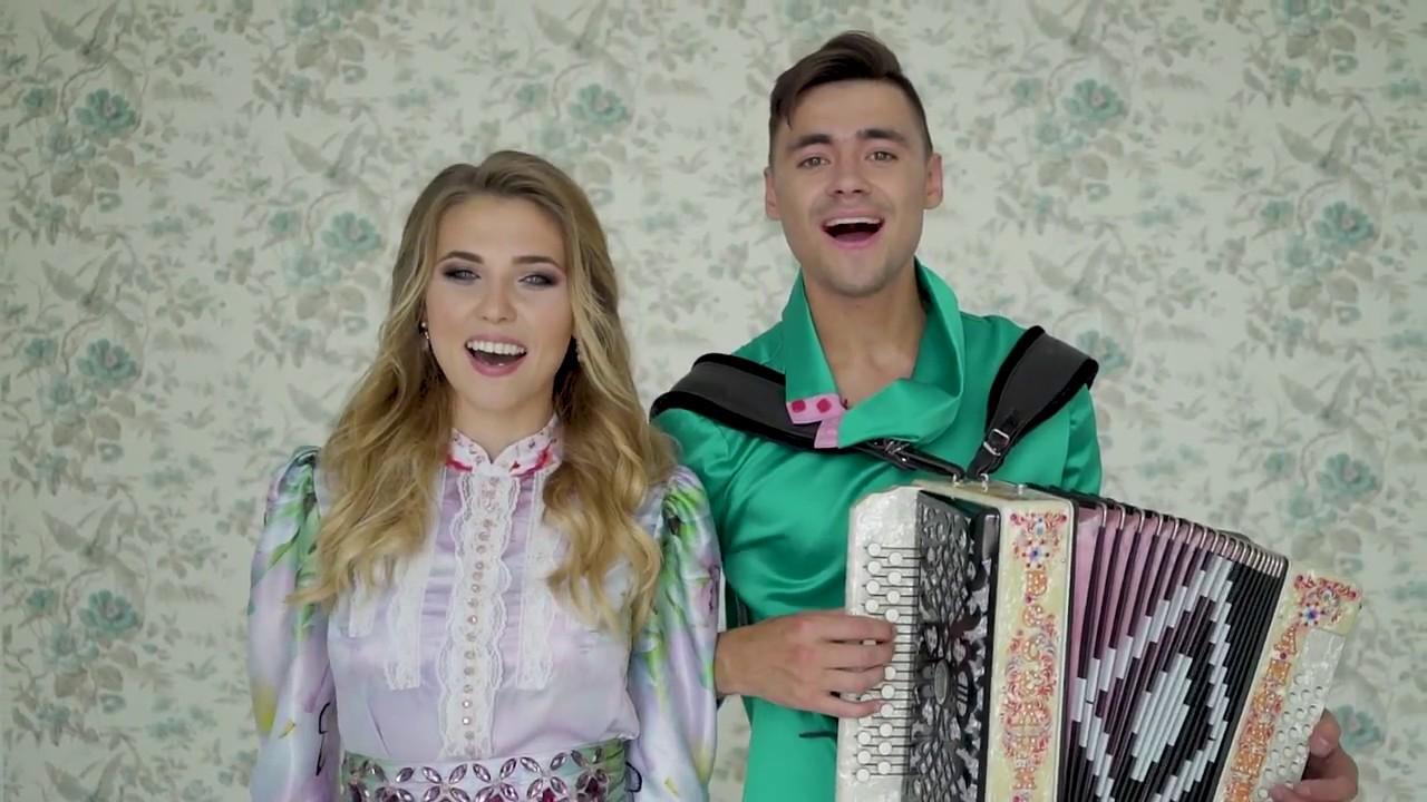 """""""Ягода"""" - Сибирский дуэт #дуэтягода #дмитрийиващенко #accordion"""