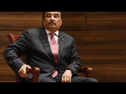 Mauritania's former president Mohamed Ould Abdel Aziz jailed
