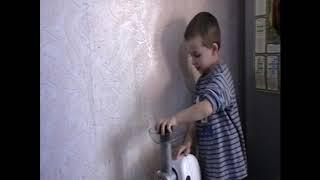 Мой сын тестирует Мясорубку MOULINEX ME208