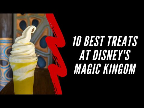 10 Best Magic Kingdom Snacks and Treats