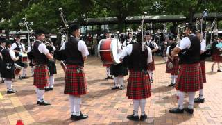 ILT City of Invercargill Highland Pipe Band Grade 2 Medley 2011