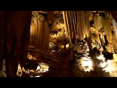 2017.09.30 The Great Fallen and Curtain in Luray Caverns