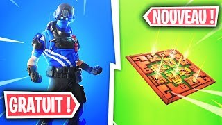 """Fortnite NEWS: HOW to GET the PACK """"CARBON"""" FREE, NEW PIèGE, MODE RANKED on fortnite!!"""
