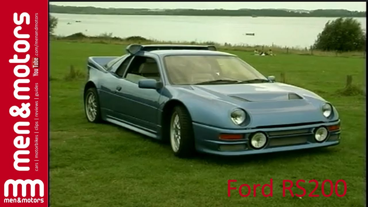 richard hammond reviews a ford rs200 youtube. Black Bedroom Furniture Sets. Home Design Ideas