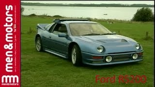 Richard Hammond Reviews A Ford RS200