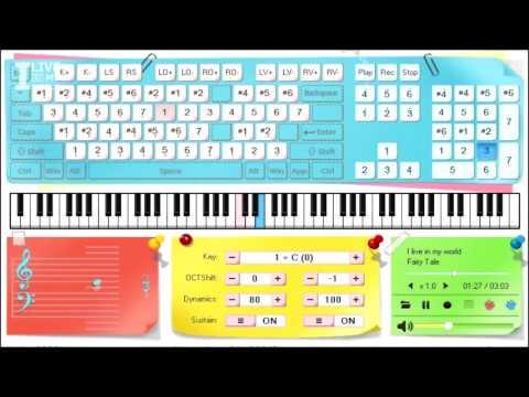 Tong hua (Fairy Tale) - Everyone Piano   Song