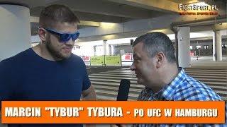 Marcin Tybura po UFC Hamburg: Jego długie kończyny są niewygodne!