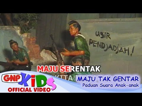 Maju Tak Gentar   Surya Children Choir