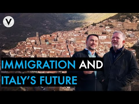 🔴 The Fate Of Italy's Future (w/ Steve Diggle And Grant Williams)