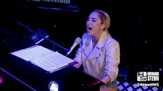 Download Lagu Lady Gaga Million Reasons on the Howard Stern Show 2016 MP3