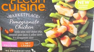 Lean Cuisine: Pomegranate Chicken Review