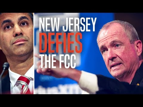 VICTORY: New Jersey Governor Protects Net Neutrality, Sues the FCC