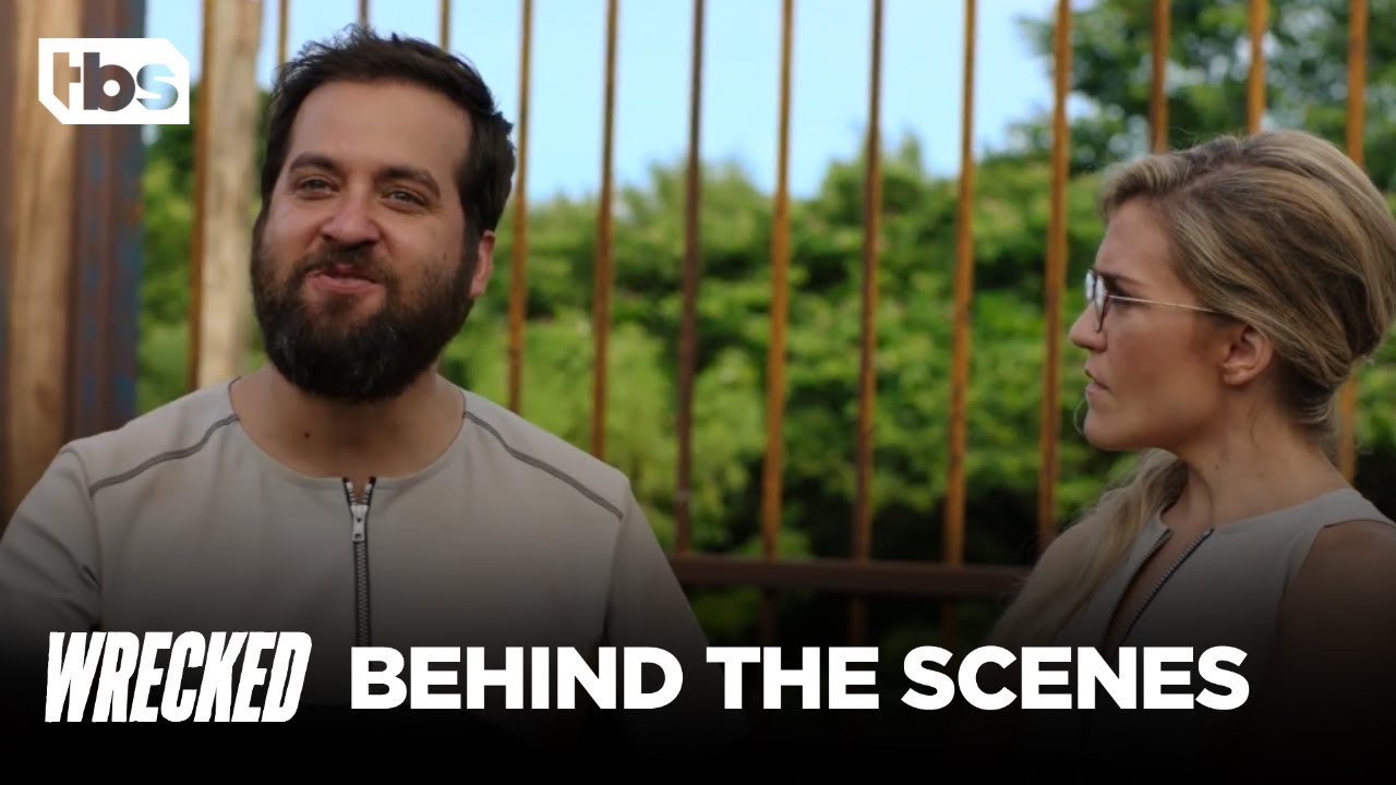 Download Wrecked: Outtakes - Season 3, Ep. 4 [BEHIND THE SCENES] | TBS