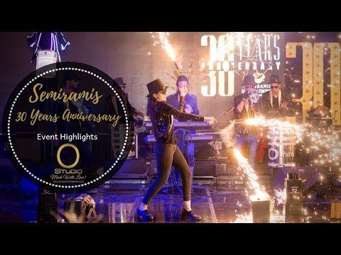InterContinental Cairo Semiramis 30 Years Anniversary