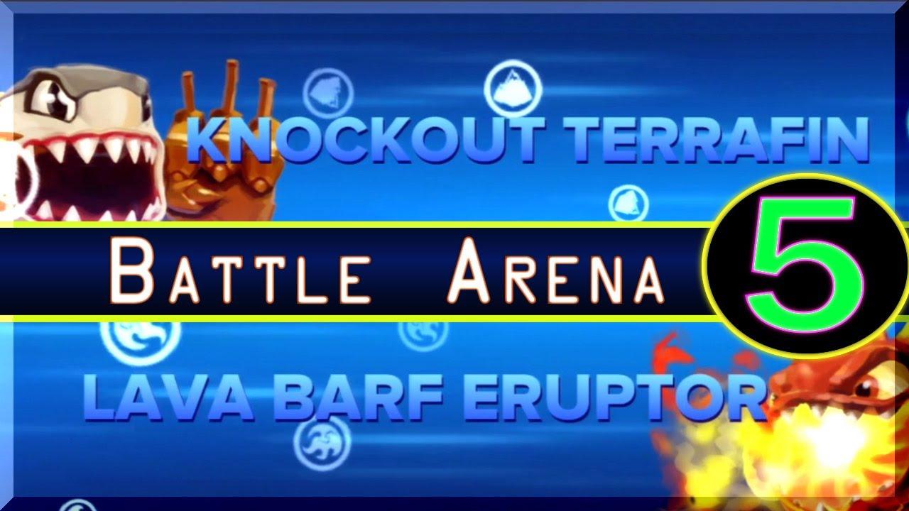 Knockout Terrafin