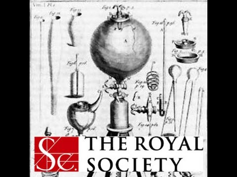 The occult story behind the Royal Society.