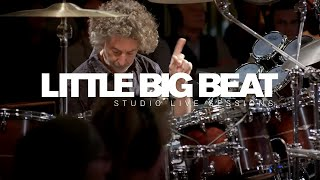 SIMON PHILLIPS / PROTOCOL 4  - STUDIO LIVE SESSION - NIMBUS - LITTLE BIG BEAT STUDIOS