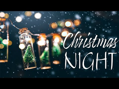 Silent Christmas Night - Smooth JAZZ - Chill Out Music