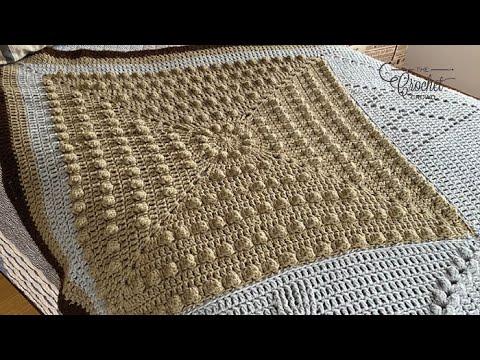 Crochet Caron One Pound Stitch Along with Joann - Week 2