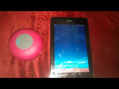 Connect bluetooth speaker with Mobile or Tablet