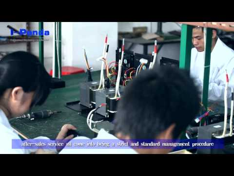 Company video- Shenzhen I-Panda New Energy Technology & Science Co., Ltd.