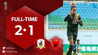 #afccup2020 : Tampines Rovers  Sin  2-1 Psm Makassar  Idn  : Highlights