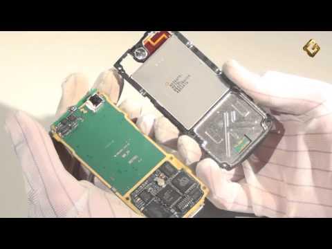 Nokia N70 - как разобрать телефон и из чего он состоит