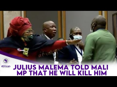 Malema Breaks His Silence He Said 'When A Person Says To Me I Will K:ll You, I Can't Give