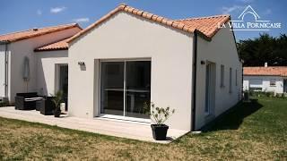 Réalisations maisons La Villa Pornicaise
