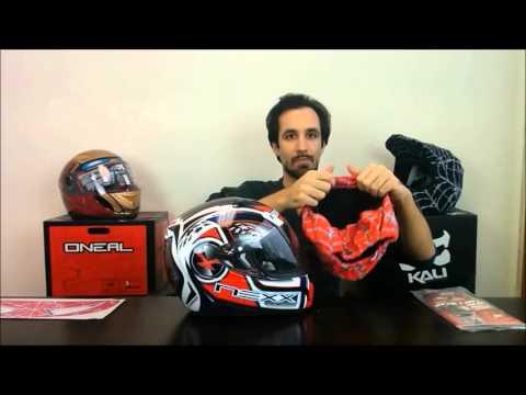 SkullSkins Helmet Cover & Shield Sticker Review & Application