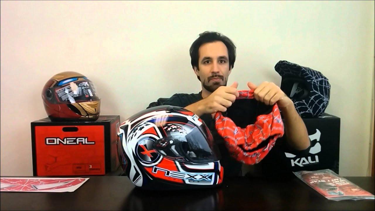 SkullSkins Helmet Cover Shield Sticker Review Application