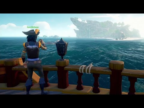 15 Minutes of Sea of Thieves Gameplay - Treasure Hunt Success!