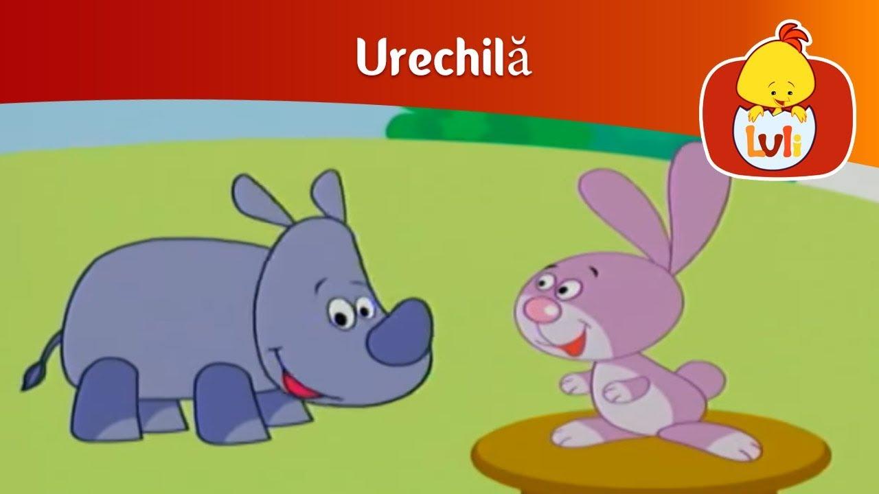 rinocer cu copii