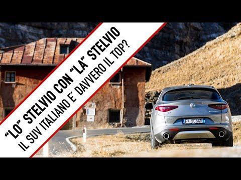 Alfa Romeo Stelvio, il SUV è davvero imbattibile? [PROVA SU STRADA]