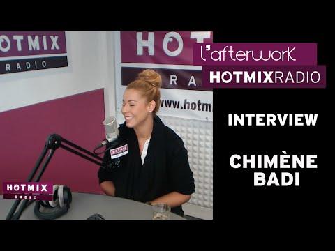 Chimène Badi en interview sur Hotmixradio
