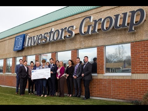 Investors Group gift to 30K in 30 days campaign