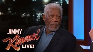 How Morgan Freeman Learned to Talk Like That