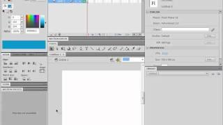 Adobe Flash Dersleri Videolu Anlatım Ders 1 - M. Yasin Özsağlam