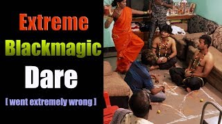 Extreme Black Magic Dare(Went Extremely Wrong) | Comment Trolling Dares | VinayKuyya