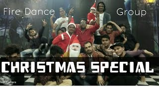 Merry Christmas : Christmas Day Celebration | Group Dance | Easy HipHop | Sonu Chhipa Choreography |