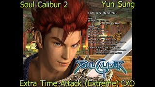 Soul Calibur 2 - Yun Sung - Extra Time Attack (Extreme)