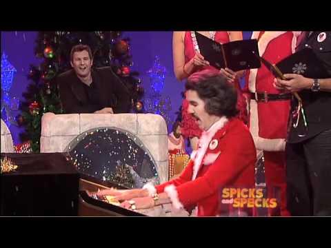 Spicks and Specks | A Very Specky Christmas | Barry Morgan Closer