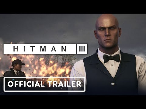 Hitman 3 – Official Gameplay Trailer