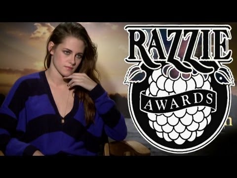 Breaking Dawn Part 2 Sweeps Razzy Awards