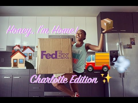 Apartment tour & 1st assignment! 🏘✈️ | Traveling With Tee! 🌎 | Flight Attendant Life ✈️