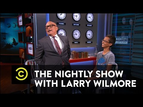 The Nightly Show - Ahmed Mohamed
