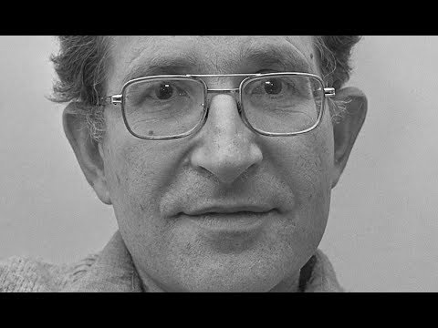 Revealing What Our Leaders Are Not Telling Us: Noam Chomsky (2008)