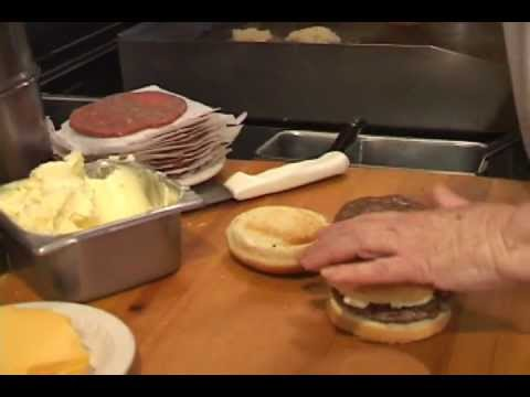 HAMBURGER AMERICA - SOLLY'S BUTTER BURGER