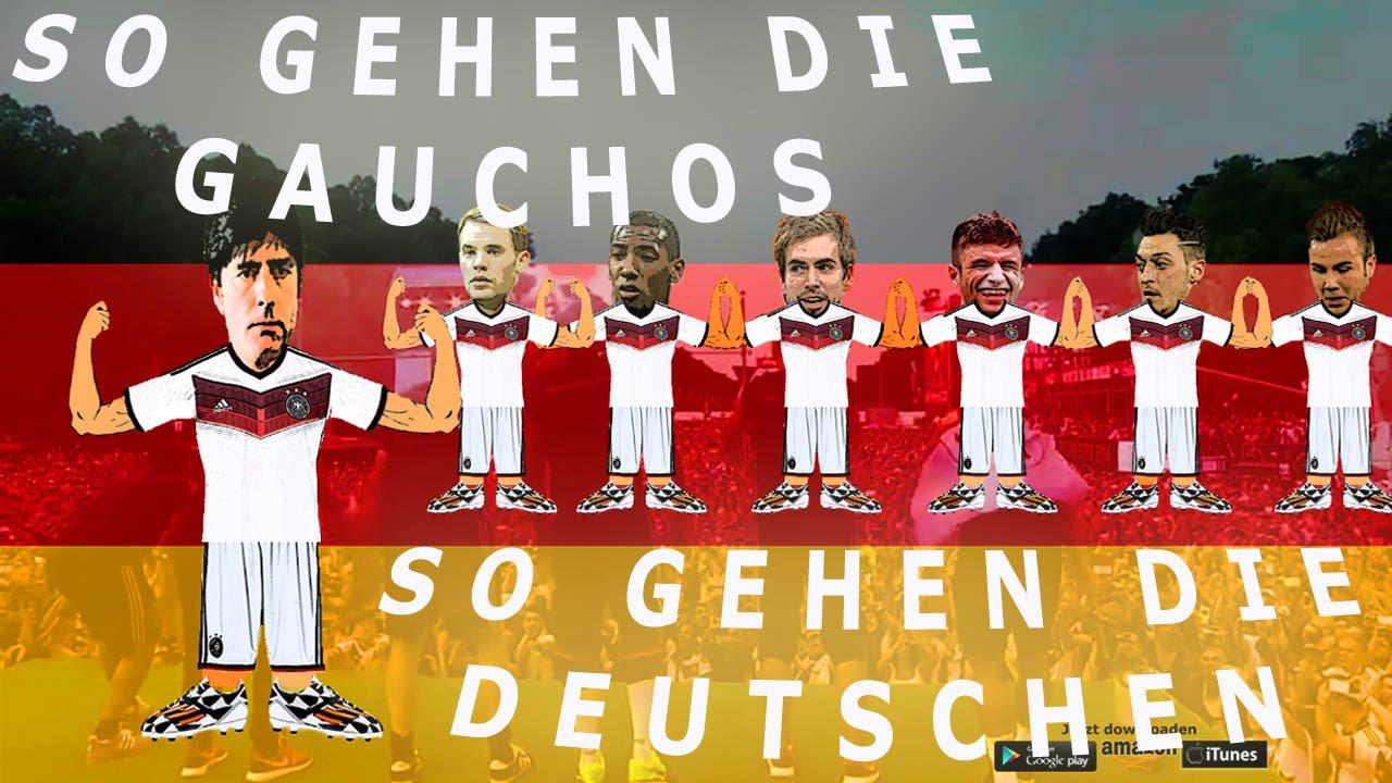 So Gehen Die Deutschen